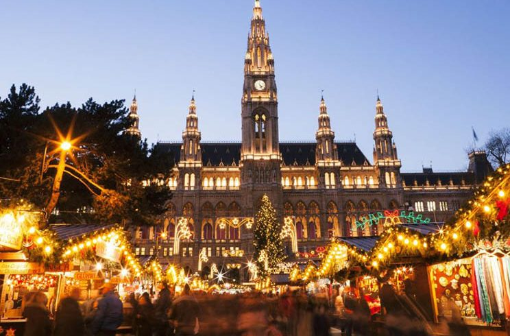 Christmas Meditation in Wien 2020