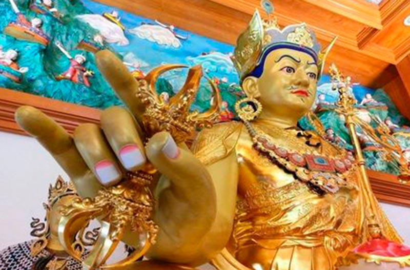 About Gurupadmam